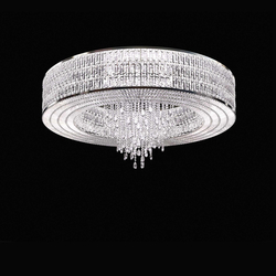 "Bespoke Chandelier ""Hyde Park One"" 