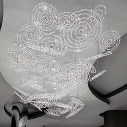 "Bespoke Chandelier ""Reef"" | Lámparas de araña | Windfall"