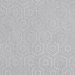 Grecale Acciaio Hologram | Sols en céramique | Refin