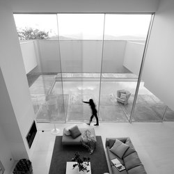 Sliding | PH38 | Glass room doors | PanoramAH!