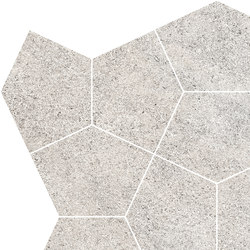 Grecale Sabbia Mosaico | Ceramic tiles | Refin