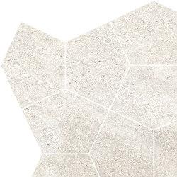 Grecale Ghiaccio Mosaico | Baldosas de cerámica | Refin