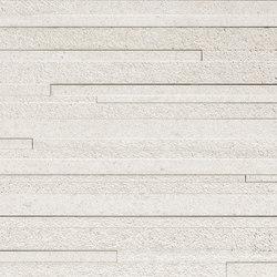 Grecale Ghiaccio Muretto 3D | Ceramic tiles | Refin