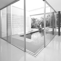 Corner | PH38 | Glass room doors | PanoramAH!