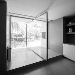 Pivot | PH38 | Glass room doors | PanoramAH!