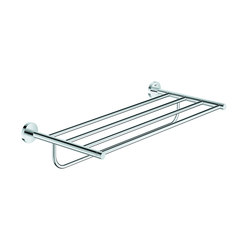 Essentials Multi bath towel rack | Estanterías toallas | GROHE