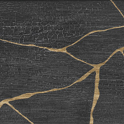 Kasai Night Kintsugi | Ceramic flooring | Refin