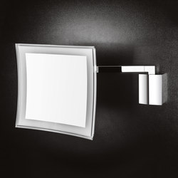 Anna wall magnifying mirror | Espejos de baño | COLOMBO DESIGN