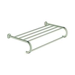 Essentials Authentic Multi-towel rack | Estanterías toallas | GROHE