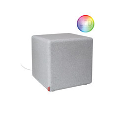 Cube Granite | Indoor LED | Poufs | Moree