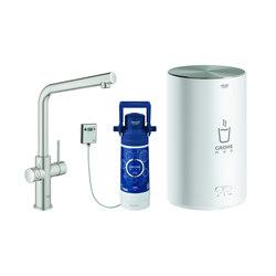 GROHE Red Duo Miscelatore e boiler taglia M | Kitchen taps | GROHE