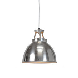 Titan Size 1 Pendant Light, Natural Aluminium | Suspensions | Original BTC