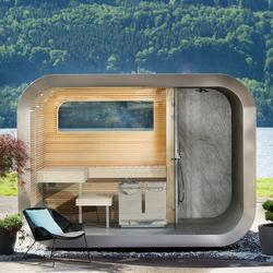 Omnia die Modulare | Saunas | Küng Sauna + Spa