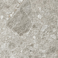 Iseo Gris Bush-hammered SK | Ceramic panels | INALCO