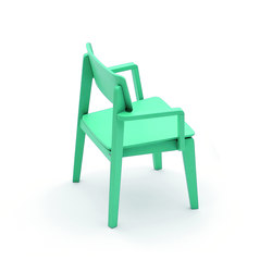 Offset 02821 | Restaurant chairs | Montbel