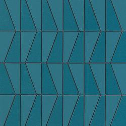Arkshade blue sail mosaico | Mosaïques céramique | Atlas Concorde