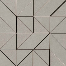 Arkshade grey mosaico | Ceramic mosaics | Atlas Concorde