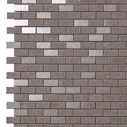 Kone grey brick mosaico | Ceramic mosaics | Atlas Concorde