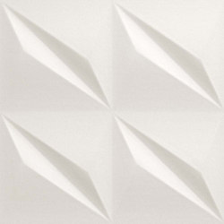 3D Wall Flash White | Ceramic tiles | Atlas Concorde