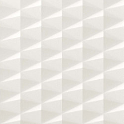 3D Wall Stars White | Ceramic tiles | Atlas Concorde