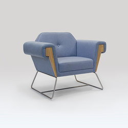 Hove Club | Chair | Loungesessel | Liqui Contracts