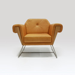 Hove Club | Chair Leather | Loungesessel | Liqui Contracts