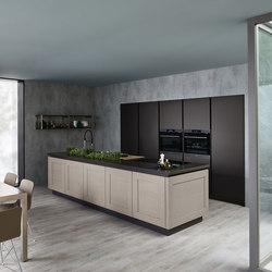 Dialogo ShellSystem | Island kitchens | Veneta Cucine