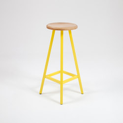 Studio | Bar Stool | Taburetes de bar | Liqui Contracts
