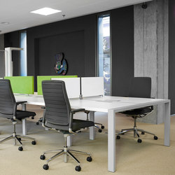 Ahrend Portal | 8-persons workstations | Ahrend