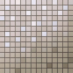 Arkshade light dove mosaico | Ceramic mosaics | Atlas Concorde