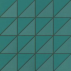 Arkshade flag gemstone mosaico | Mosaicos de cerámica | Atlas Concorde