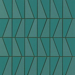 Arkshade gemstone sail mosaico | Mosaïques céramique | Atlas Concorde