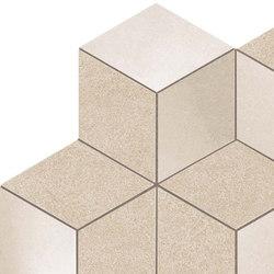Kone beige esagono mosaico | Mosaïques céramique | Atlas Concorde