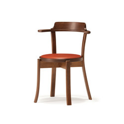 DARBY Armchair | Restaurant chairs | Conde House
