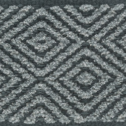 Chenille Goose Eye Icons | Dove 502 | Rugs | Kasthall