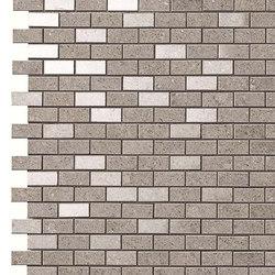 Kone pearl brick mosaico | Ceramic mosaics | Atlas Concorde