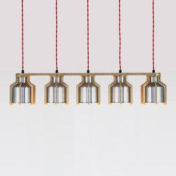 Cell | Quintuplet | Lámparas de suspensión | Liqui Contracts