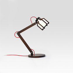 Cell | Desk Lamp | Lámparas de lectura | Liqui Contracts