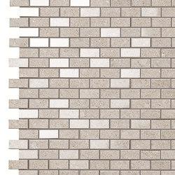 Kone silver brick mosaico | Ceramic mosaics | Atlas Concorde