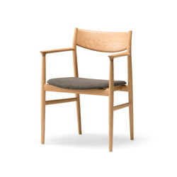 KAMUY Armchair upholstered seat | Chairs | Conde House