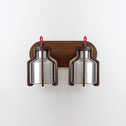 Cell | Twin Wall Lamp | Lámparas de pared | Liqui Contracts