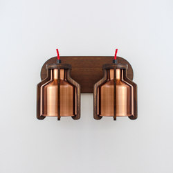 Cell | Twin Wall Lamp | Wall lights | Liqui Contracts