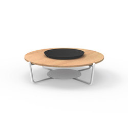 Domino | Round Coffee Table | Mesas de centro | Talenti