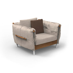 Domino | Living Armchair | Poltrone | Talenti