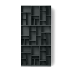Montana Weave | Anthracite | Shelving | Montana Furniture