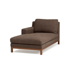 "QUODO 62"" Left or Right Arm Chaise 
