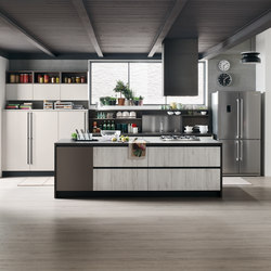 Start-Time.J | Fitted kitchens | Veneta Cucine