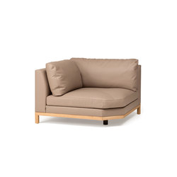 QUODO Left or Right Corner Sofa | Elementi sedute componibili | Conde House
