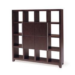 SHOJI Bookcase | Shelving | Conde House