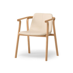 SPLINTER Armchair shell type | Chairs | Conde House